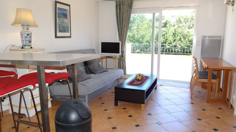 Location vacances appartement Cavalaire 600€ - Photo 8