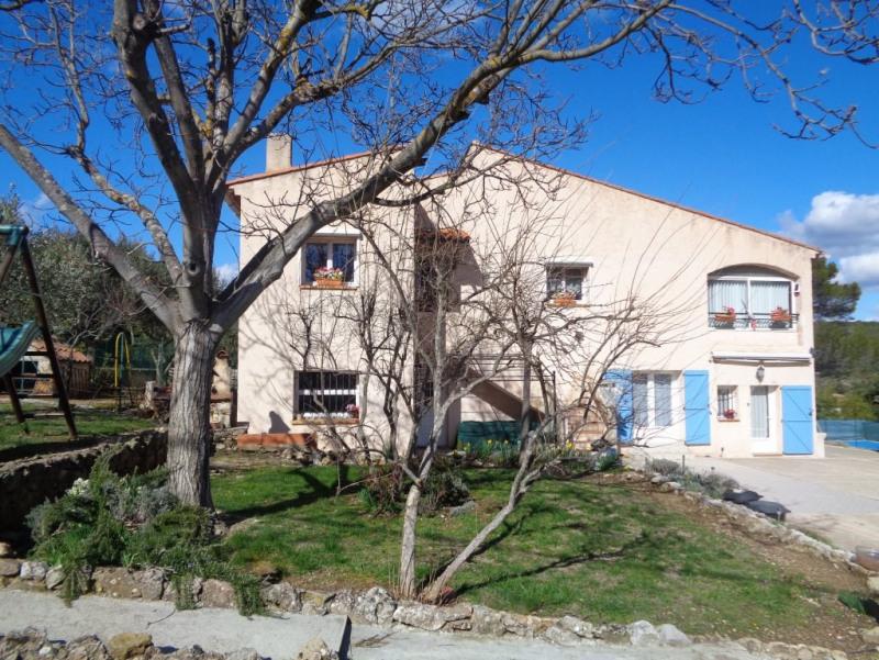 Sale house / villa Sillans-la-cascade 430000€ - Picture 2