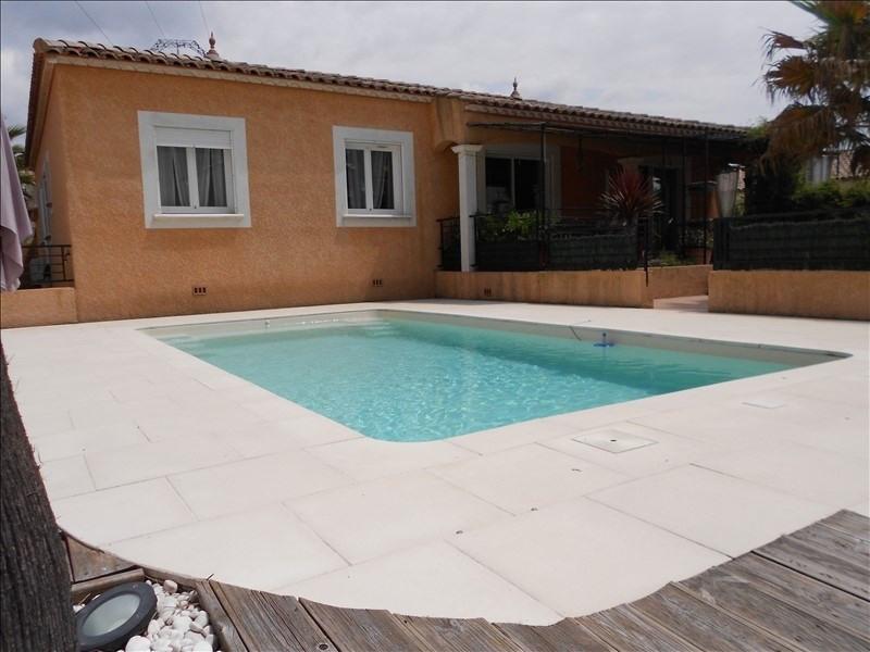 Vente maison / villa Milhaud 334950€ - Photo 1