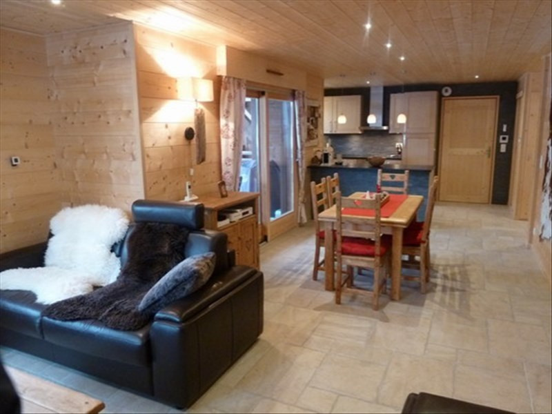 Vendita appartamento Morzine 395000€ - Fotografia 1