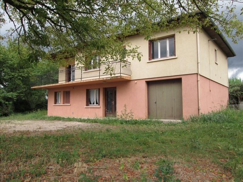 Sale house / villa Pont de vaux 165000€ - Picture 9