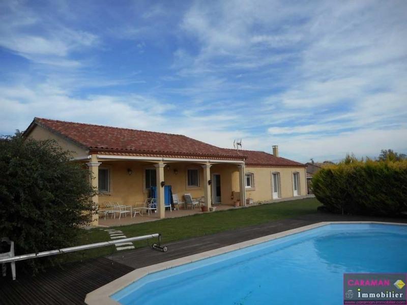 Vente maison / villa Revel secteur 349000€ - Photo 1