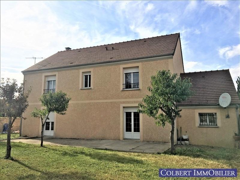 Vente maison / villa Moneteau 222000€ - Photo 1