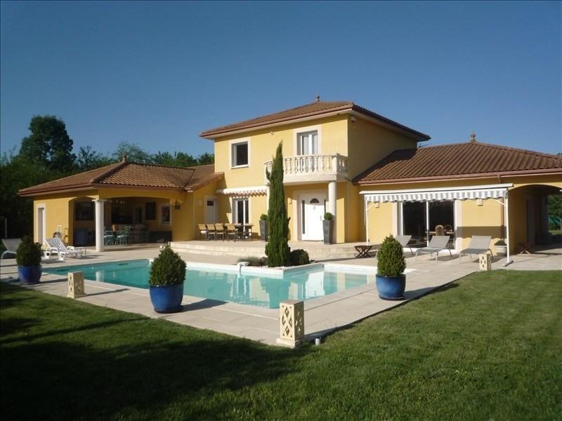 Venta de prestigio  casa Tignieu jameyzieu 670000€ - Fotografía 1