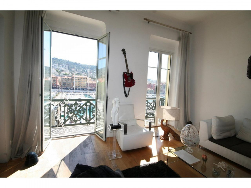 Deluxe sale apartment Nice 730 000€ - Picture 2