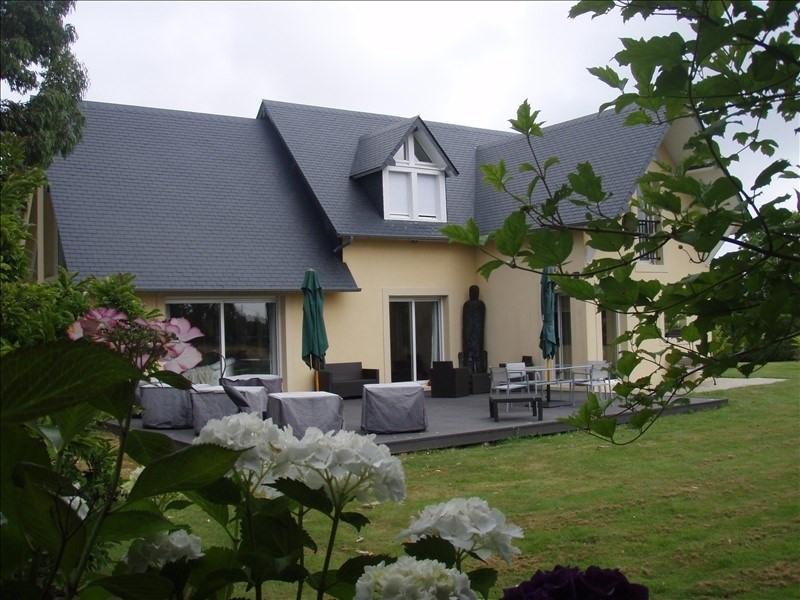 Sale house / villa La riviere st sauveur 483000€ - Picture 1