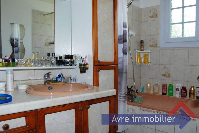 Vente maison / villa Verneuil d avre et d iton 169500€ - Photo 9