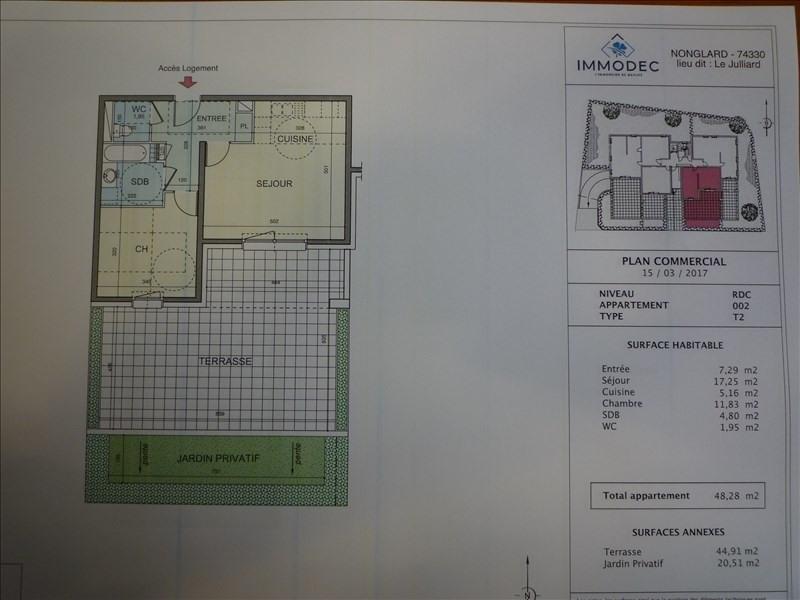 Sale apartment Nonglard 218000€ - Picture 4