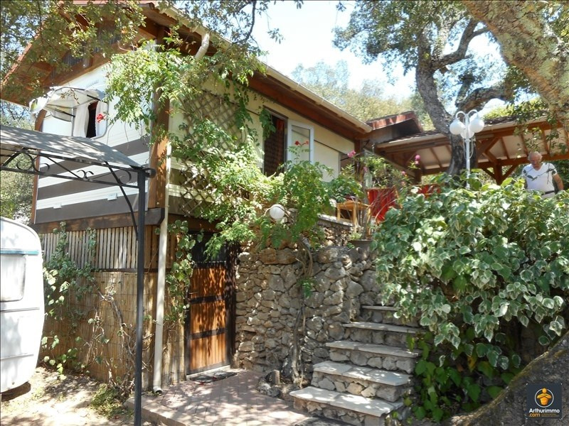 Vente terrain Frejus 98 000€ - Photo 1