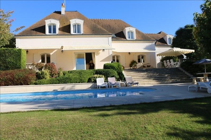 Deluxe sale house / villa Feucherolles 1370000€ - Picture 10