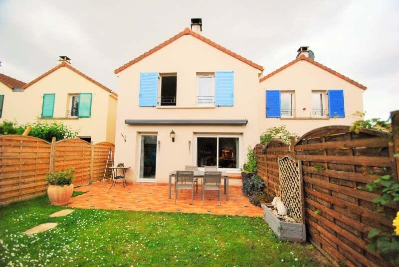 Vente maison / villa Bezons 343000€ - Photo 1