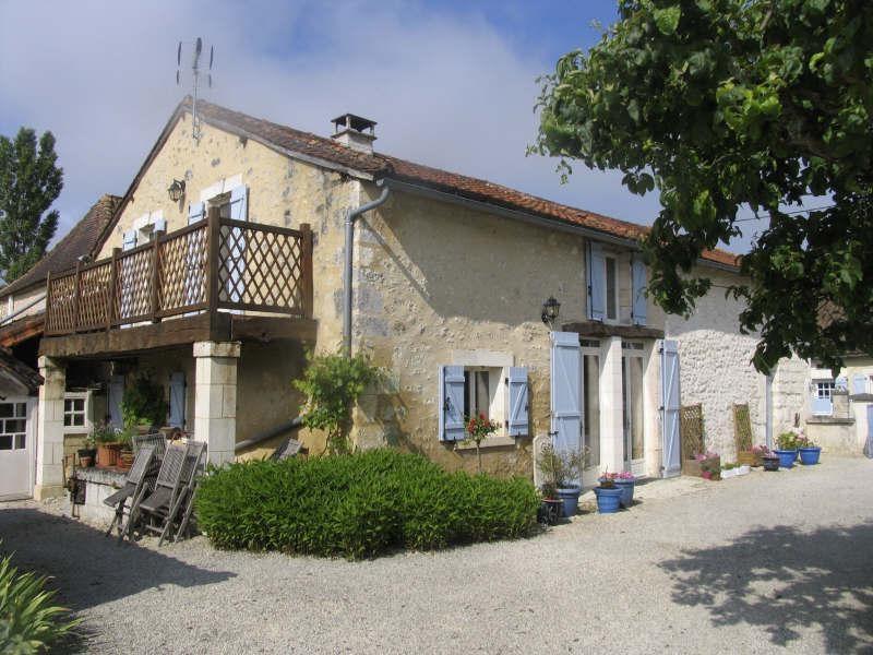 Vente maison / villa Leguillac de cercles 264900€ - Photo 2