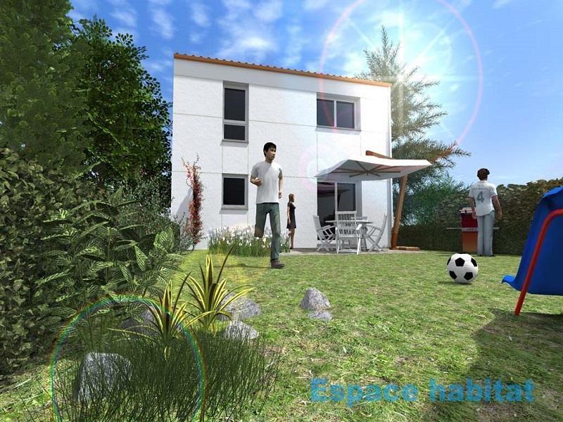 Maison  4 pièces + Terrain 165 m² La Haie Fouassière (44690) par ESPACE HABITAT