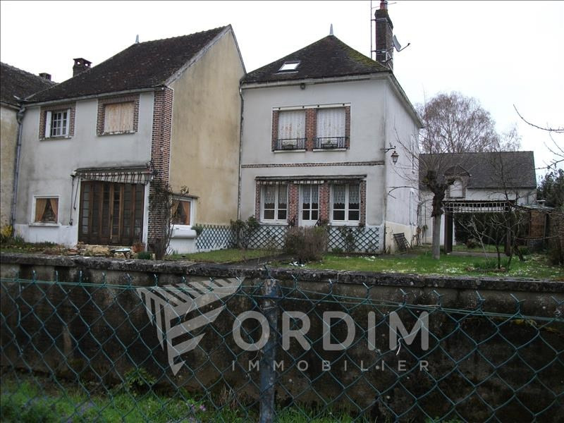 Sale house / villa Armeau 149 361€ - Picture 1