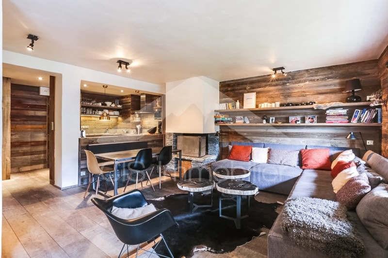 Vente de prestige appartement Meribel 1250000€ - Photo 1