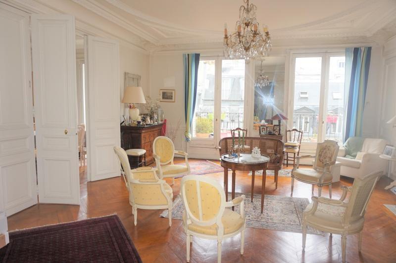 Rental apartment Paris 8ème 5020€ CC - Picture 1