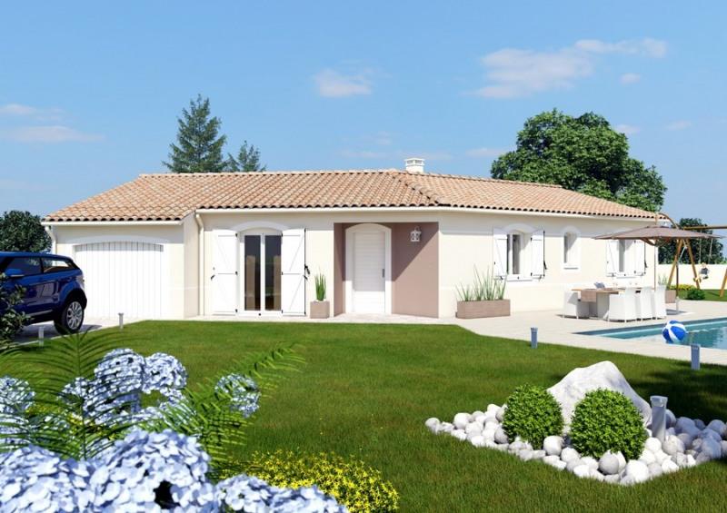 Maison  4 pièces + Terrain 2000 m² Avignonet-Lauragais par Maisons Côté Soleil