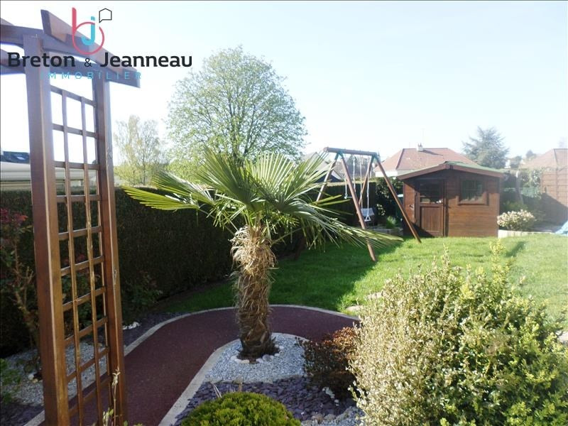 Vente maison / villa St berthevin 166400€ - Photo 9