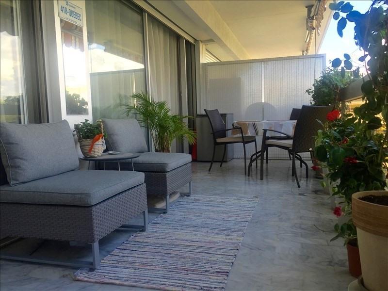 Sale apartment Juan les pins 249000€ - Picture 2