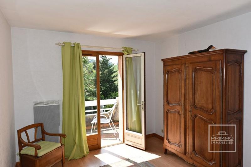 Deluxe sale house / villa Lissieu 475000€ - Picture 16