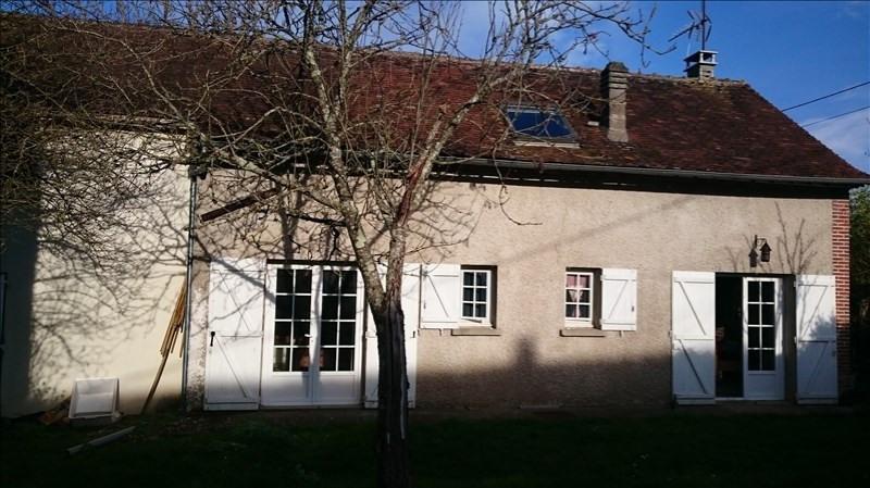 Sale house / villa Villeneuve sur yonne 169000€ - Picture 1