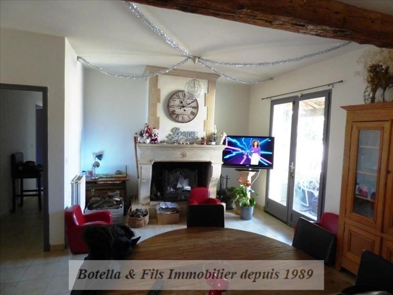 Sale house / villa Uzes 371000€ - Picture 5