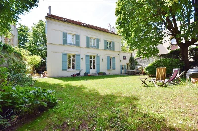 Vente de prestige maison / villa Nanterre 1895000€ - Photo 1