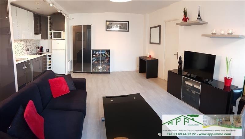 Vente appartement Vigneux sur seine 177000€ - Photo 1