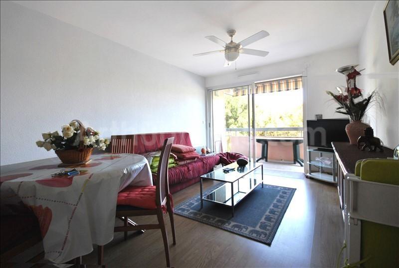 Vente appartement Frejus-plage 326000€ - Photo 1