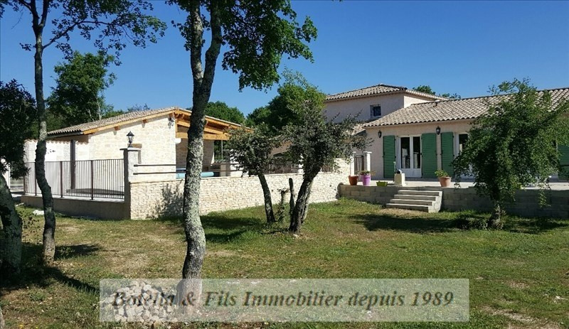 Vente maison / villa Uzes 359 000€ - Photo 1
