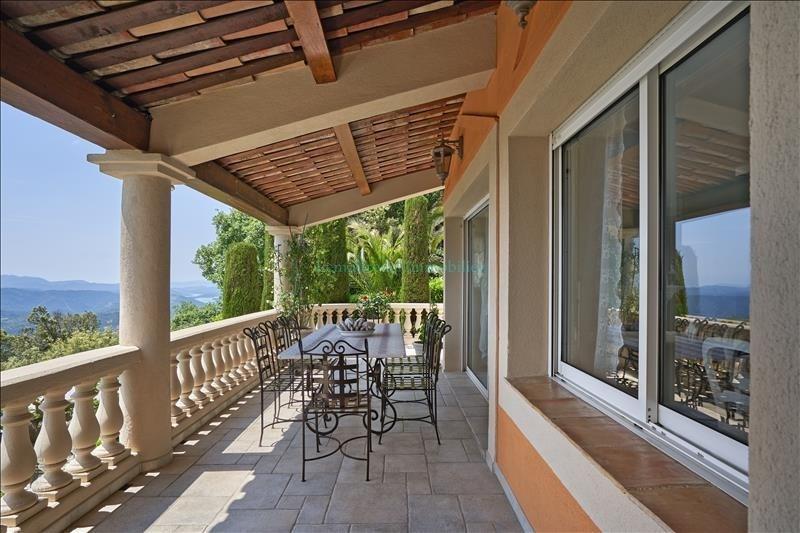 Vente de prestige maison / villa Cabris 1340000€ - Photo 17