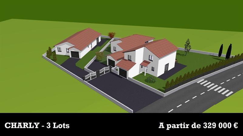 Maison  5 pièces + Terrain 320 m² Charly (69390) par VILLAS LESPINE