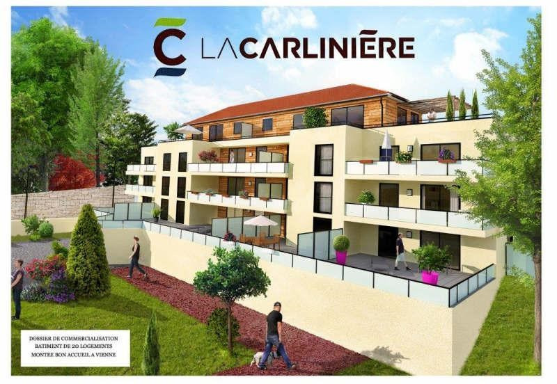 Sale apartment Vienne nord 230000€ - Picture 1