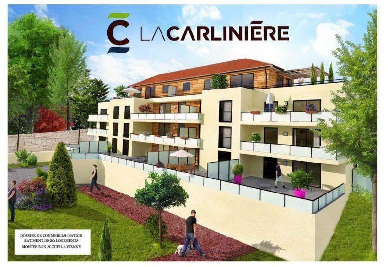 Venta  apartamento Vienne nord 230000€ - Fotografía 1
