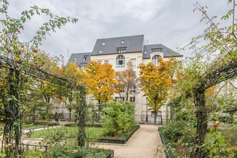 Deluxe sale apartment Paris 3ème 1389000€ - Picture 1