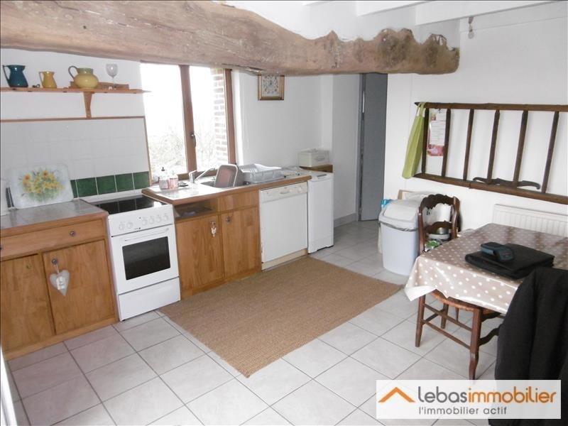 Vendita casa Hericourt en caux 149800€ - Fotografia 3