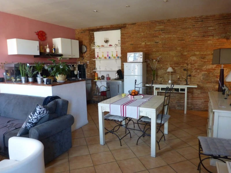 Rental apartment Caraman 580€ CC - Picture 1
