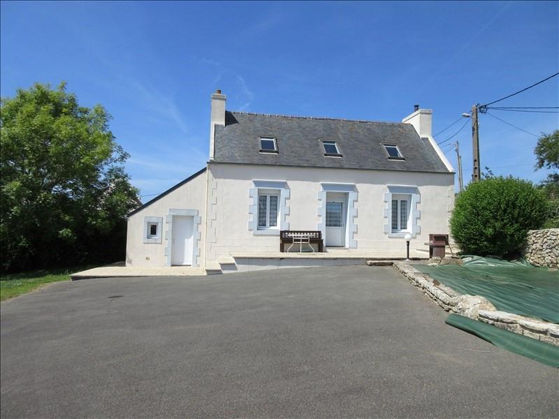Sale house / villa Plouhinec 187560€ - Picture 1