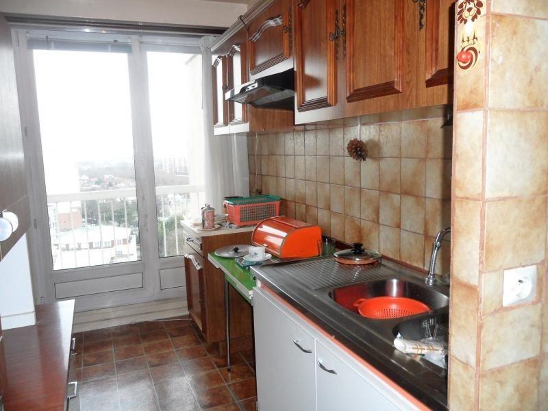 Sale apartment Villeneuve la garenne 160000€ - Picture 2