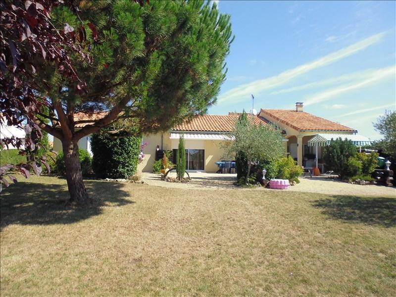 Vente maison / villa Poitiers 310000€ -  4