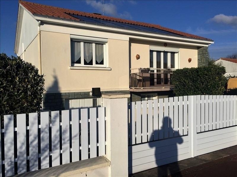 Vente maison / villa St vincent sur jard 270400€ - Photo 1