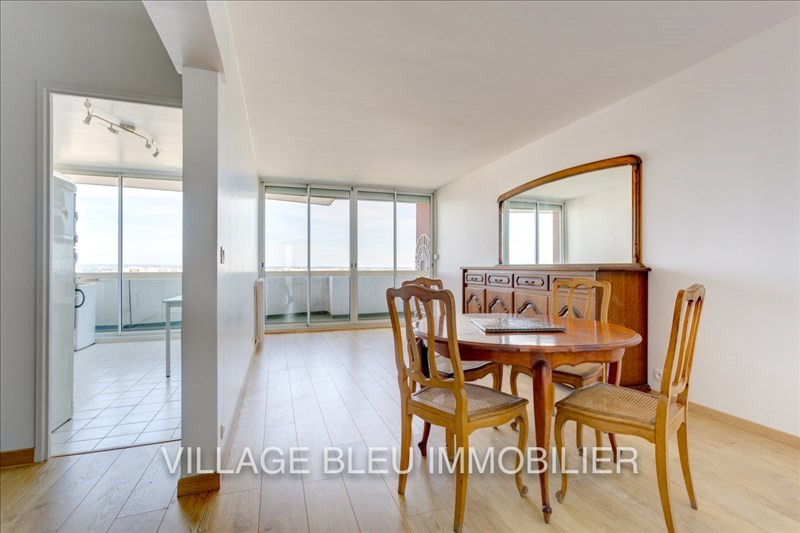 Sale apartment Colombes 410000€ - Picture 2