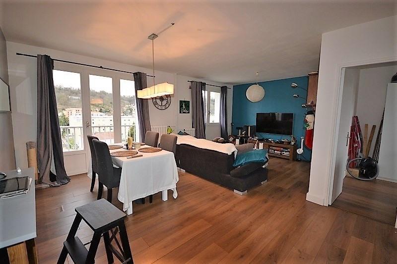 Vente appartement Bourgoin jallieu 115000€ - Photo 1