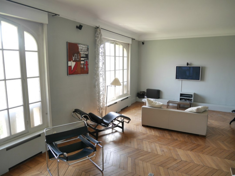 Rental apartment Paris 17ème 2 900€ CC - Picture 4