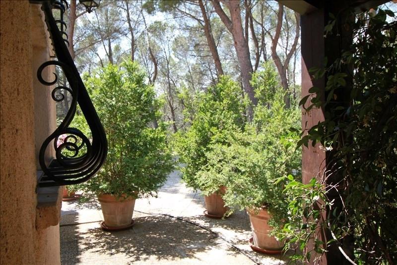 Verkoop van prestige  huis Lambesc 950000€ - Foto 4