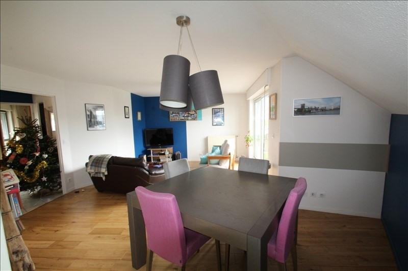 Verkoop  appartement La motte servolex 278000€ - Foto 1
