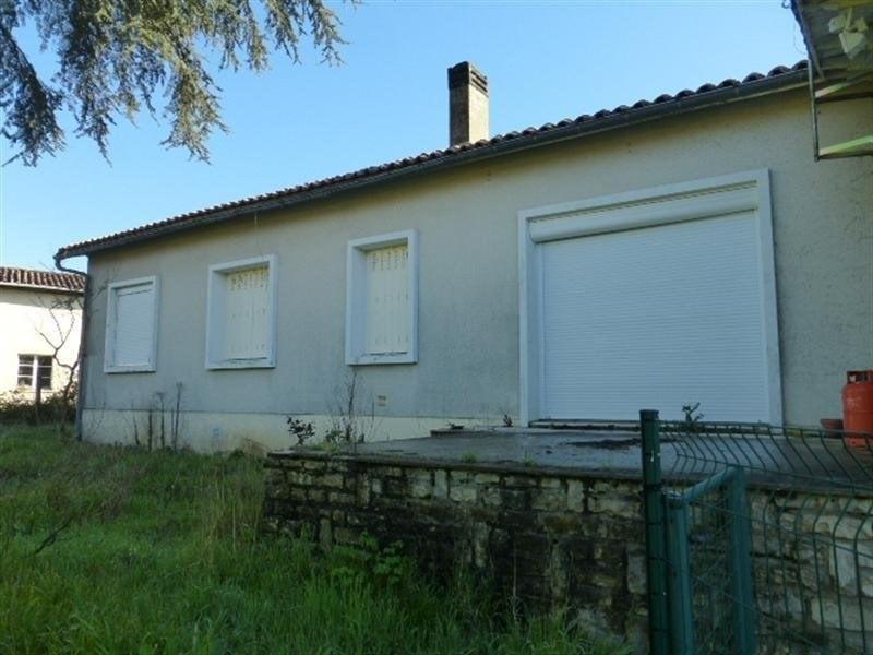 Vente maison / villa Montguyon 99500€ - Photo 2