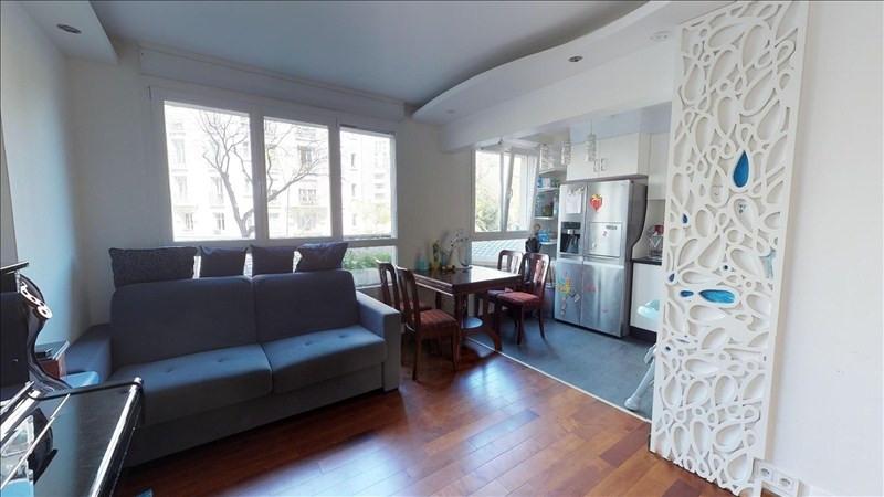 Sale apartment Paris 15ème 629000€ - Picture 1
