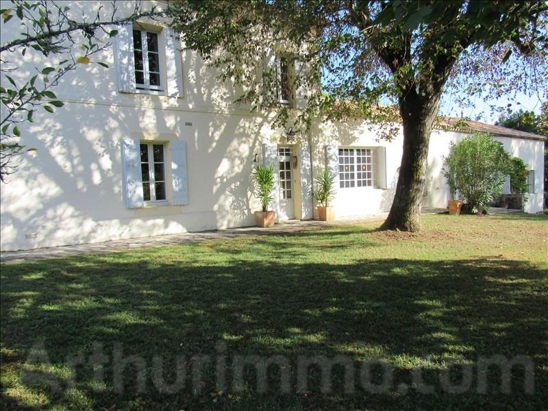 Sale house / villa Branne 415000€ - Picture 3