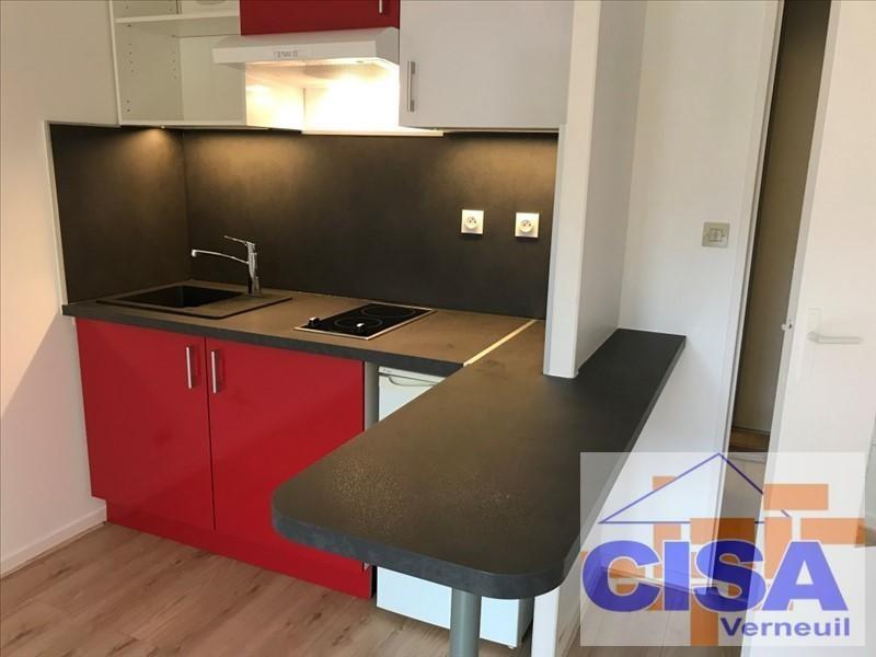 Rental apartment Creil 460€ CC - Picture 1